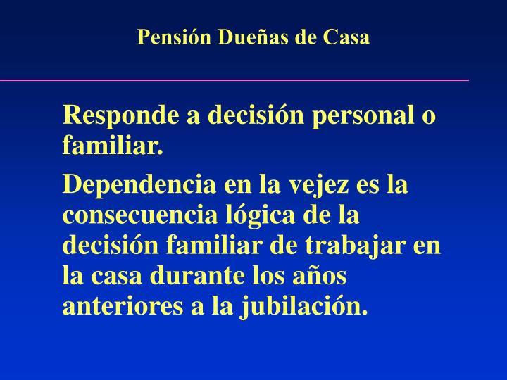 Pensión Dueñas de Casa