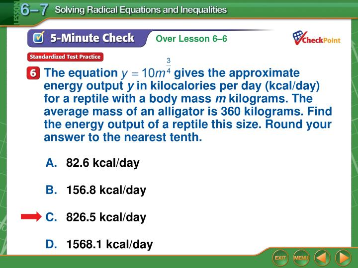 The equation                 gives the approximate energy output
