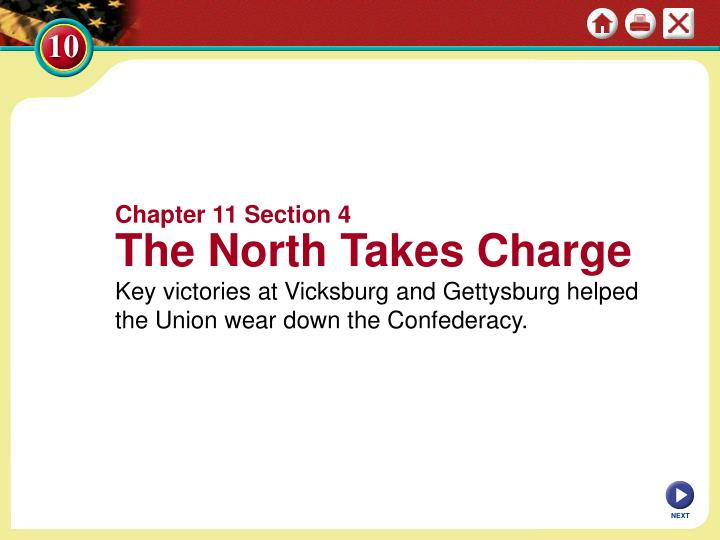 Chapter 11 Section 4