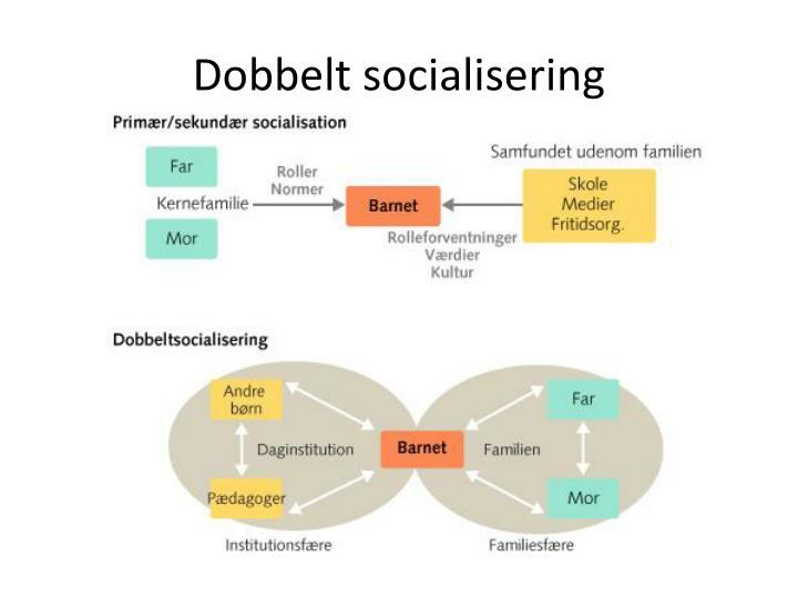 Dobbelt socialisering