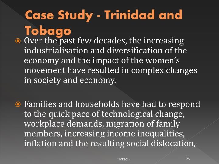 Case Study - Trinidad and Tobago