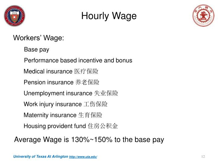 Hourly Wage