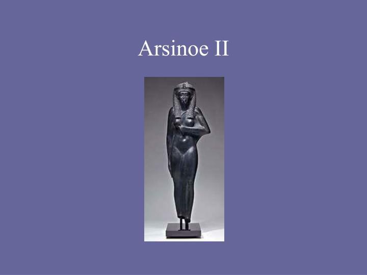 Arsinoe II