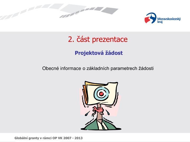 2. část prezentace