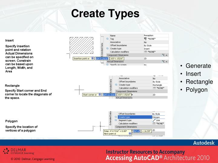 Create Types