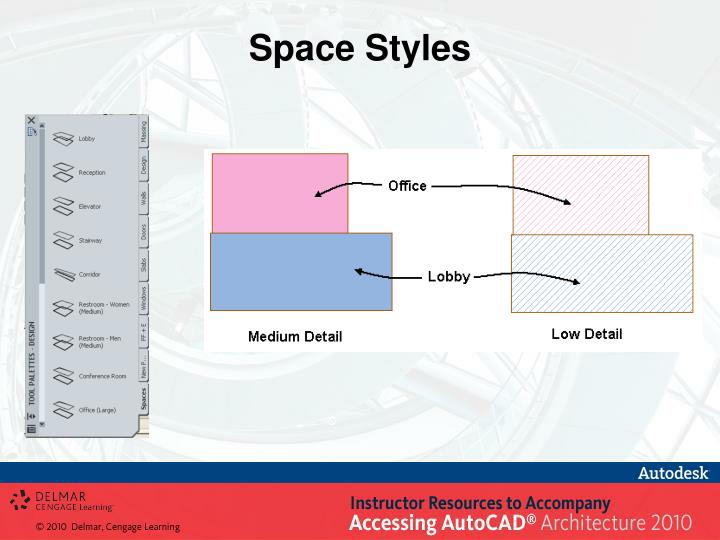 Space Styles