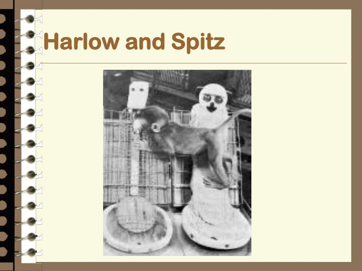 Harlow and Spitz
