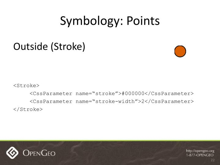Symbology: Points