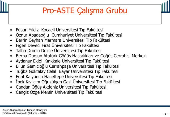 Füsun Yıldız  Kocaeli Üniversitesi Tıp Fakültesi