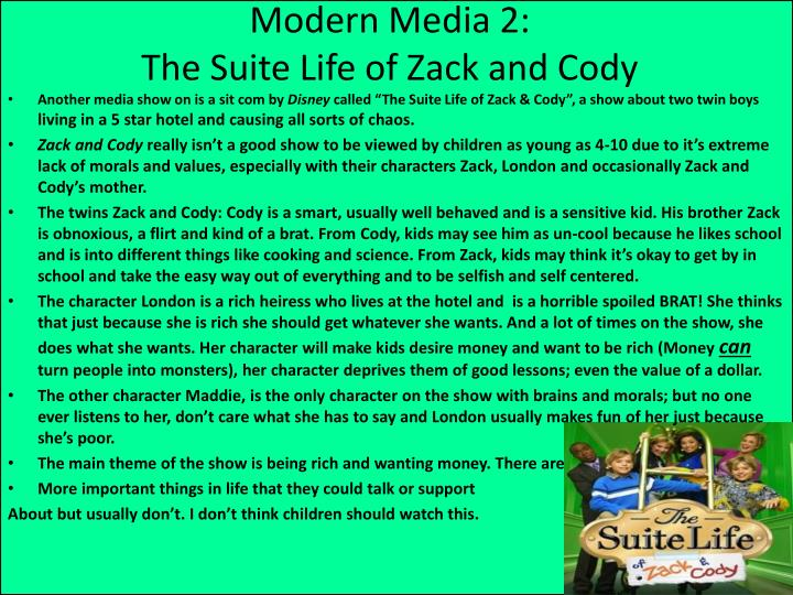 Modern Media 2: