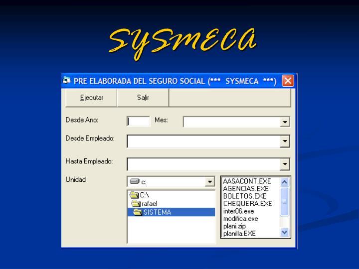 SYSMECA
