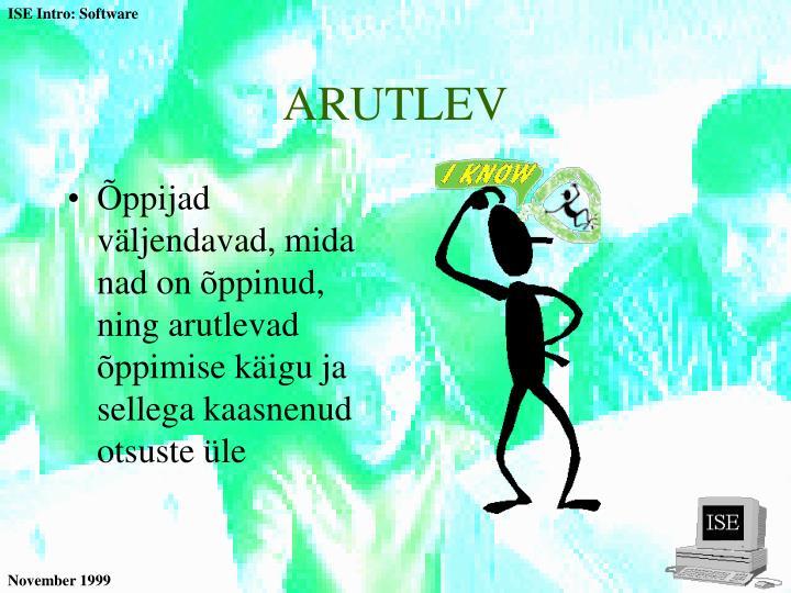 ARUTLEV