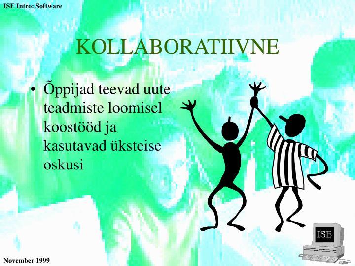 KOLLABORATIIVNE