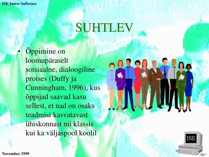 SUHTLEV