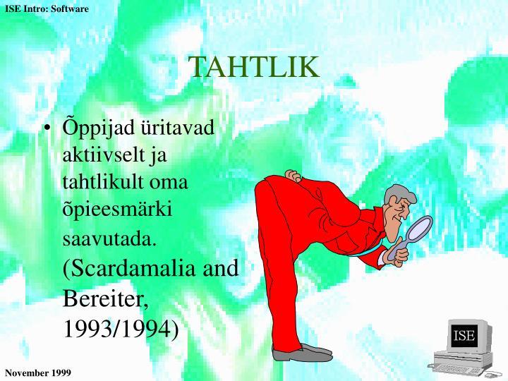 TAHTLIK