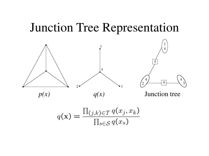Junction Tree Representation