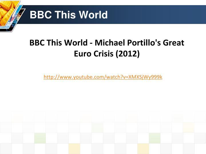 BBC This World