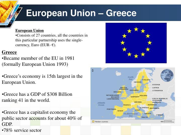 European Union – Greece