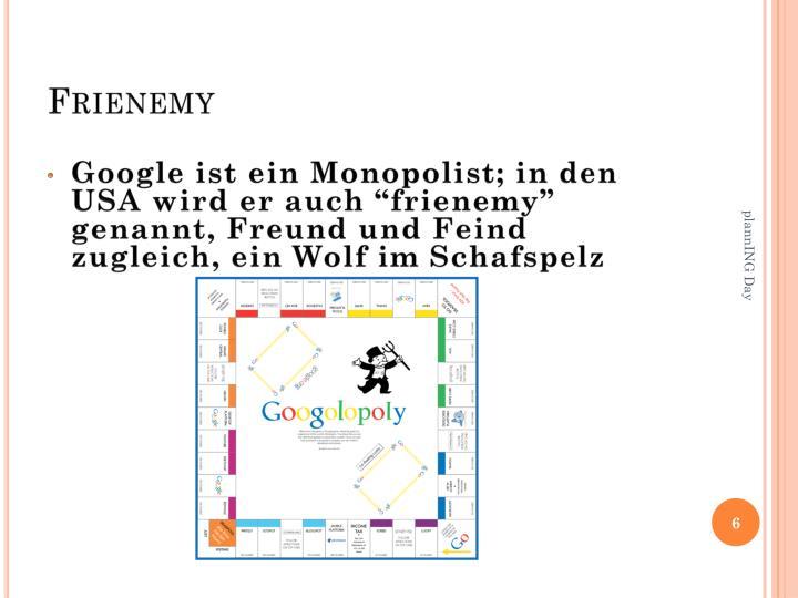 Frienemy
