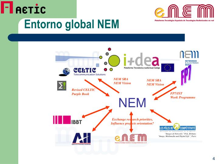 Entorno global NEM