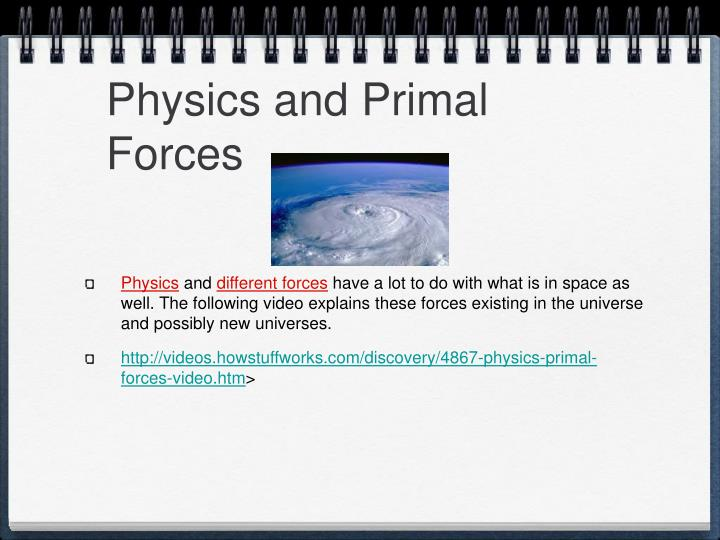 PPT - Parallel Universes Perhaps one of the most interesting theories... PowerPoint Presentation ...
