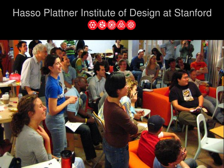 Hasso Plattner Institute of Design at Stanford