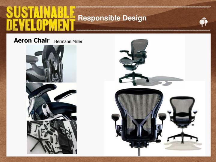 Responsible Design