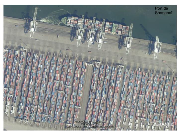 Port de Shanghaï