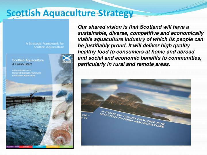 Scottish Aquaculture Strategy