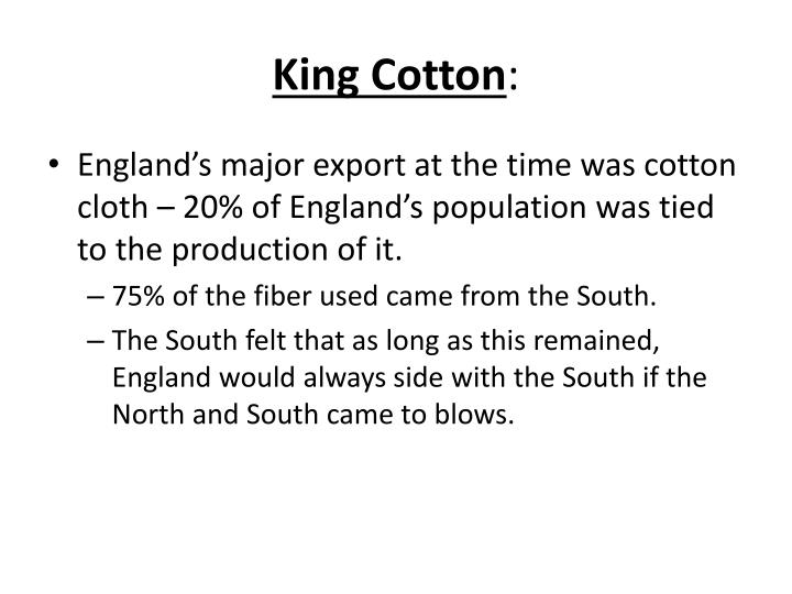 King cotton1