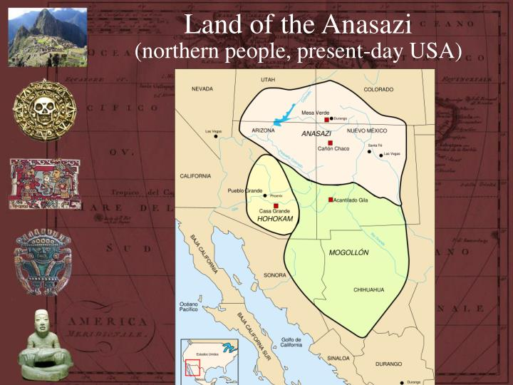 Land of the Anasazi