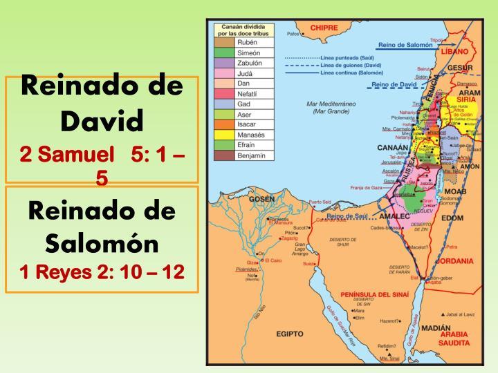 Reinado de David
