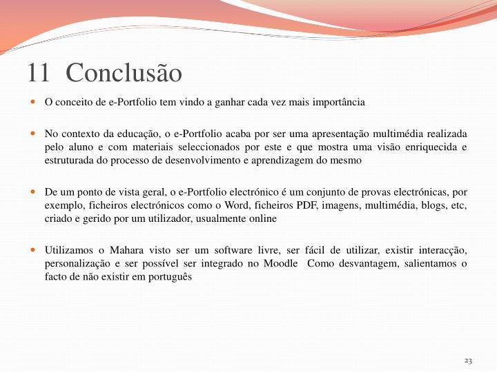 11  Conclusão