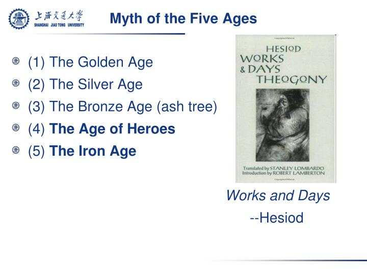 Myth of the Five Ages