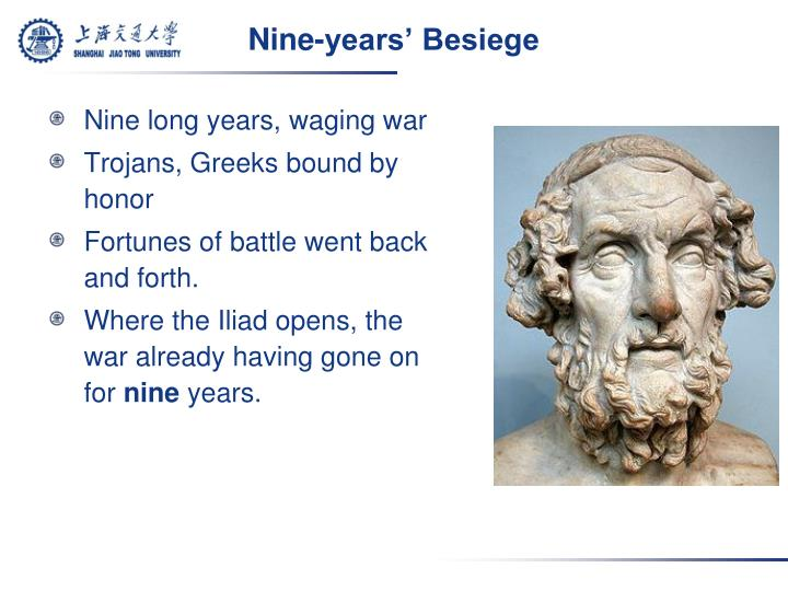 Nine-years Besiege