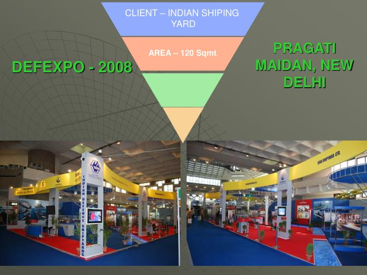 CLIENT – INDIAN SHIPING