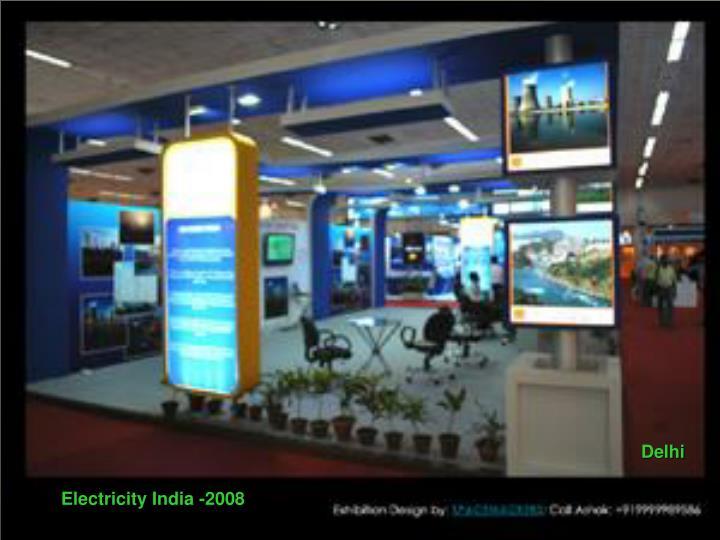 Electricity India -2008