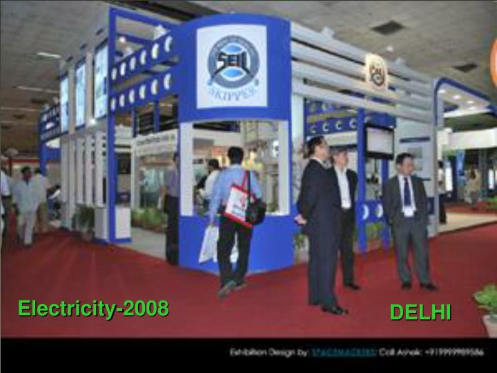 Electricity-2008
