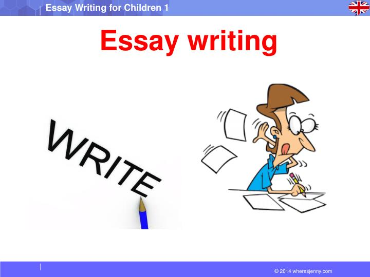 essay presentation writing Writing a good essay a good essay has a beginning, middle and end uses paragraphs can be clearly understood an essay is a written speech, used to talk.