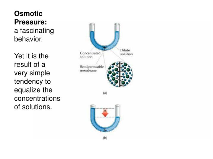 Osmotic