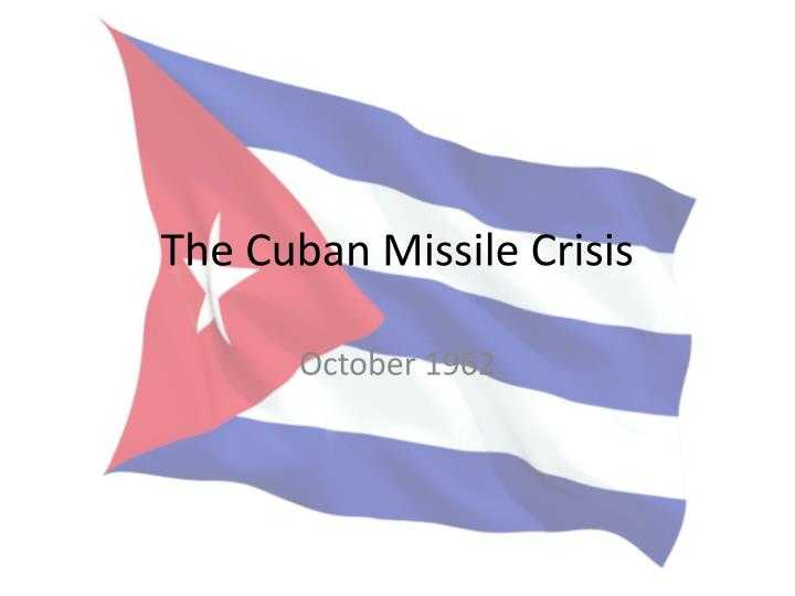 analysis of thirteen days cuban missile crisis - ap u.s. history essay Ap us history summer assignment for 2012 have been enrolled in ap us history for the 2013-2014 school year thirteen days (2000) – cuban missile crisis.