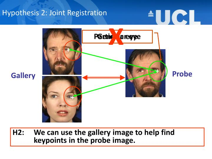 Hypothesis 2: Joint Registration