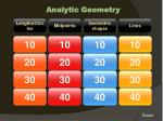 analytic geometry1