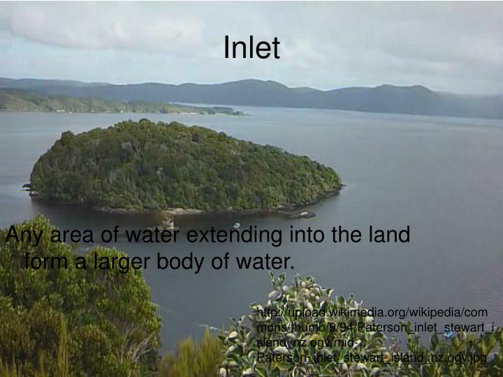 Inlet