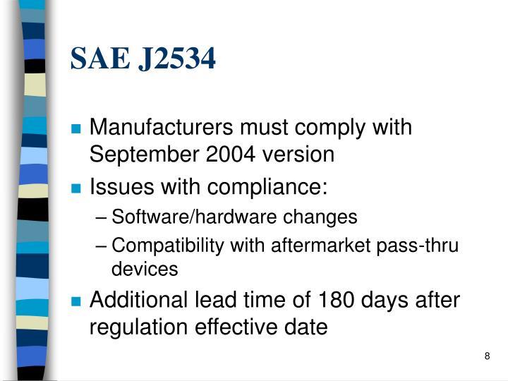 SAE J2534
