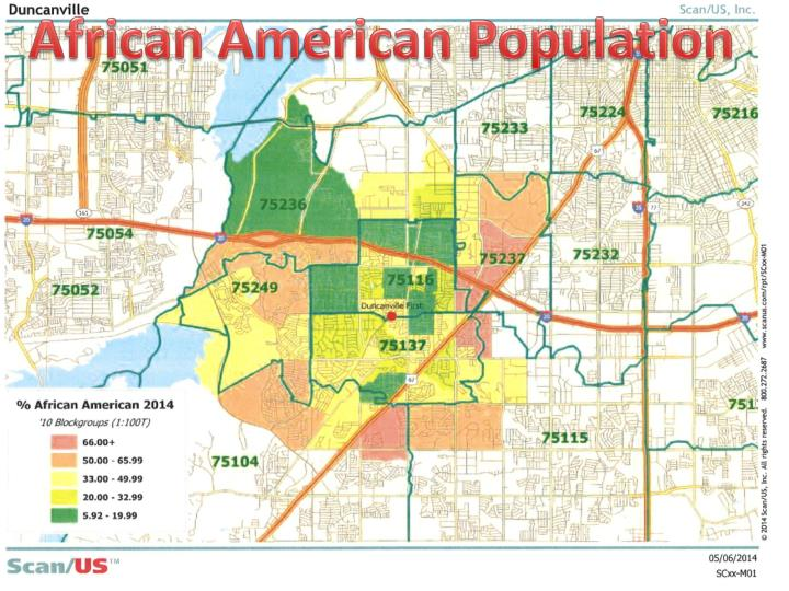 African American Population