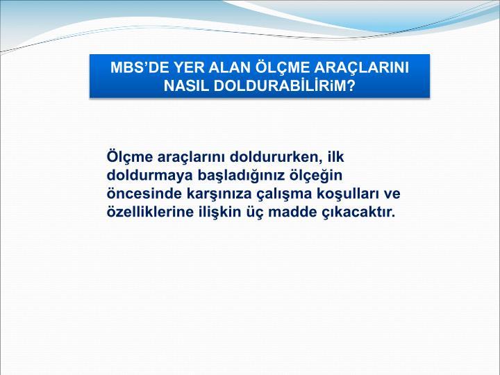 Mesleki Rehberlik Hizmetlerinde Türkiye Boyutu