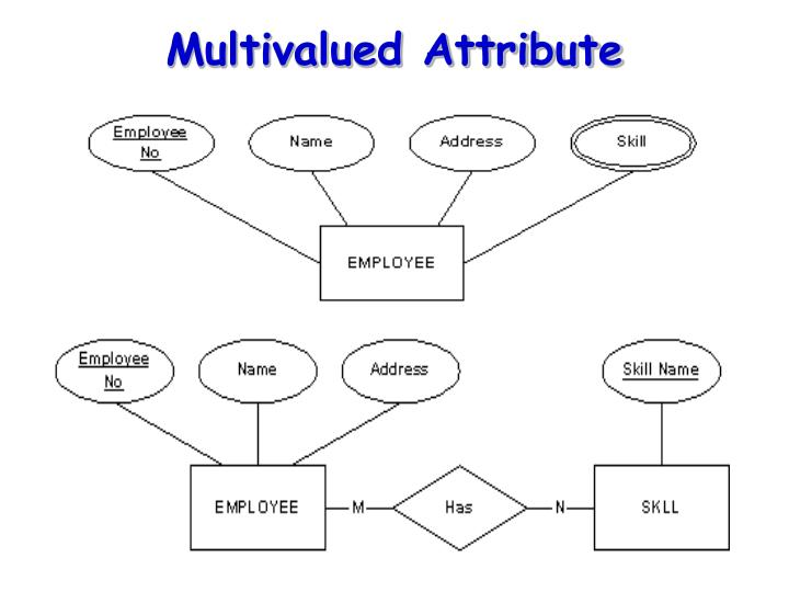 Multivalued Attribute