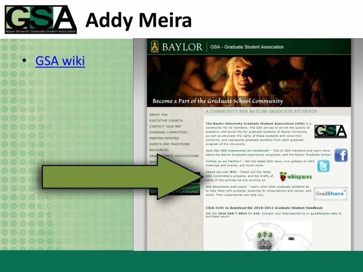 Addy Meira