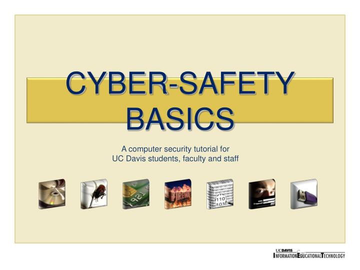 Cyber safety basics